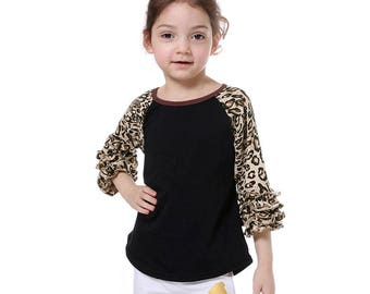 READY TO SHIP, Cheetah Raglan Icing, Cheetah Raglan, Cheetah Icing, Blank Cheetah Shirt