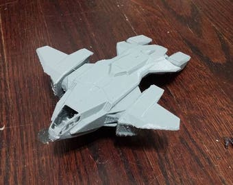 Pelican From Halo [3D Printed]