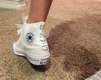 Bling Converse