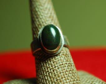 Fancy Jasper ring, Jasper stone ring, Sterling Silver ring, Jasper ring, Fancy Jasper statement ring, Genuine gemstone ring