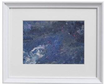 11x14 - Galaxy - Art Print