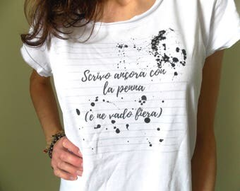 T-shirt Mamma Bimba