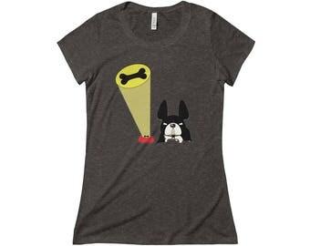 Bat Dog Women's Tee