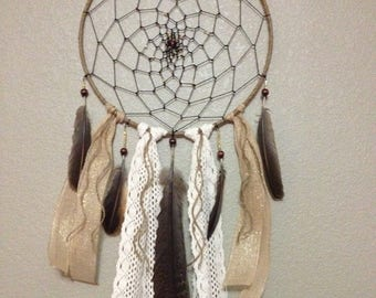 Large western dream catcher