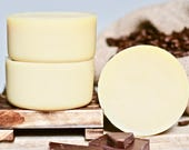100% Organic Cocoa Shower Lotion Bar