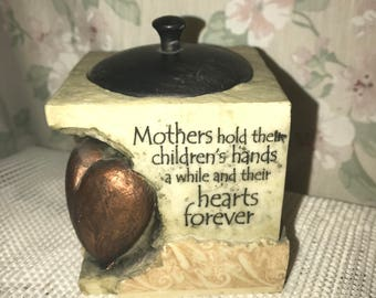 Mom Mother Votive Candle Holder