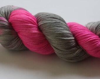 Dreamboat Annie - 4ply Hand-dyed Merino/Bamboo Yarn