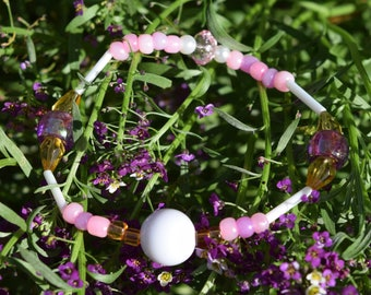 Unicorn Elastic Beaded Bracelet