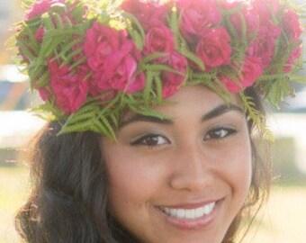 Custom made Flower crowns