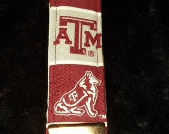 Texas A & M Aggies Key Fob