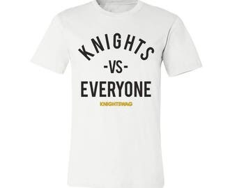 Knights -VS- Everyone Tee