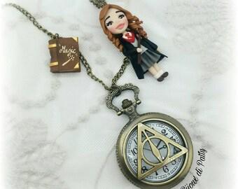 Collana orologio Ermione