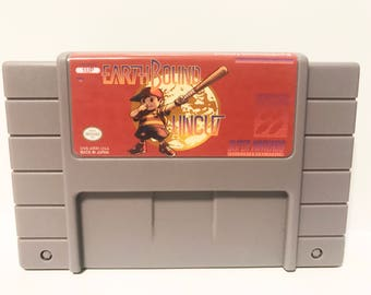 Earthbound Uncut, SNES Super Nintendo