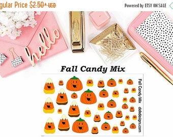 40% Off Sale Fall Candy Mix