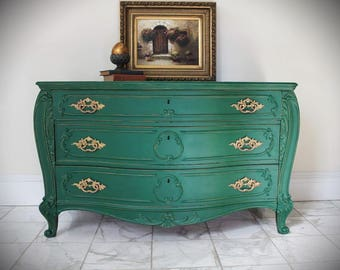 SOLD-Dresser Buffet Sideboard
