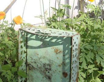 gardentablet, deco garden, shabby chic