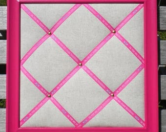"""Peeling mixes crazy lace framed: """"Life in pink"""""""