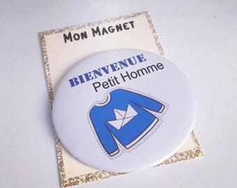 Badge or magnet 59mm