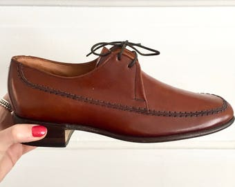 rockleigh of england oxford lace up shoe