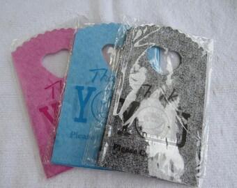 50 Plastic Bags 6 x 3.5 in (B244x/z)