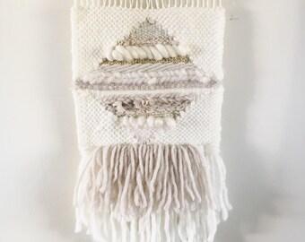 Handmade Wall Hanging Weaving by GBWEAVE