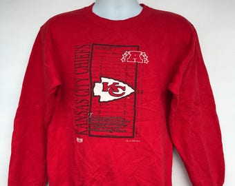 Vintage kansas city NFL 1994 sweatshirt