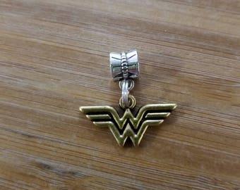 Wonder woman charm