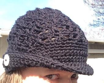 Womens Peaked Hat