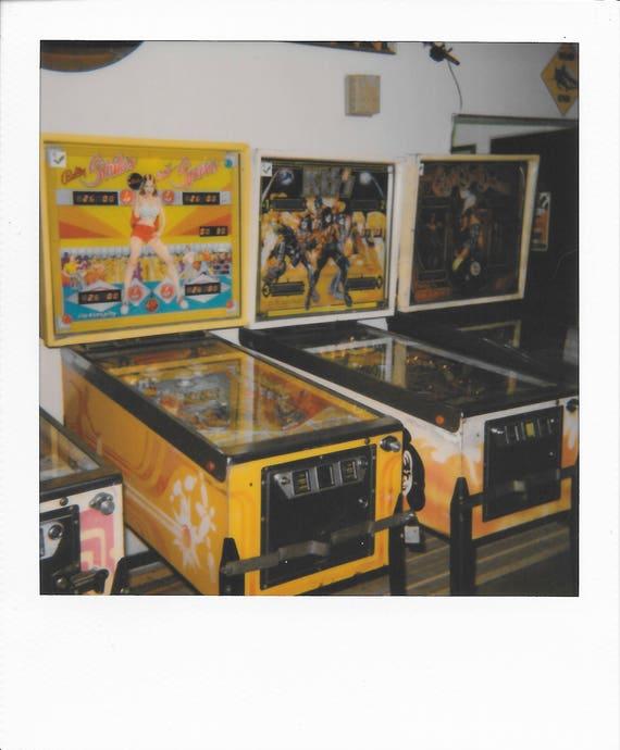 PINBALL : Polaroid Collection