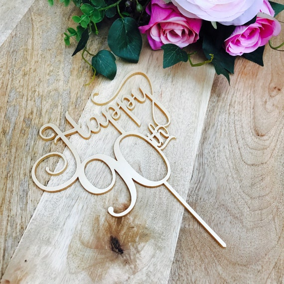 Sugarboo Cake Toppers