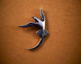 Hummingbird Necklace/ Hummingbird Pendant