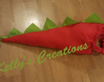 Welsh dragon tail