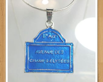 8th AVENUE CHIC NECKLACE