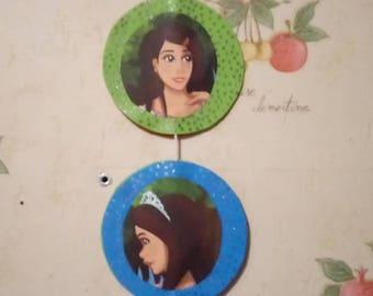 "hanging for nursery child ""manon Princess"""