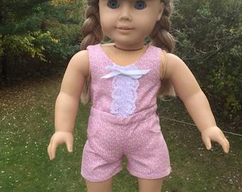 Shortall for 18 inch dolls