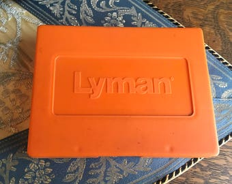 Lyman Tool Set Stubby Ratchet Screwdriver Gun Gunsmith Work Vintage