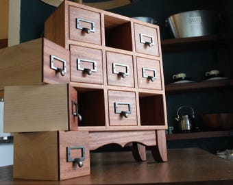 parillaworks Apothecary Chest