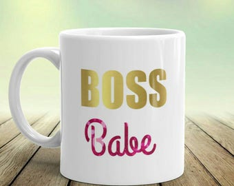 Boss Lady Mugs, Boss Babe Mug, Girl Boss, Boss Lady Coffee Mug, Boss Babe, Boss Mug, Boss Gift, Boss Babe Fuel, Boss Babe Gifts, Mom Gift