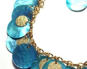 """Handmade pendants """"Stardust"""" bracelet"""