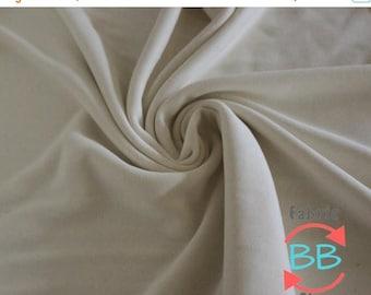 30% OFF Bamboo Hemp Fleece Fabric, Bamboo Hemp Fabric, Cloth Diaper Material, Natural Bamboo Hemp, Bamboo Hemp Fleece, 340gsm