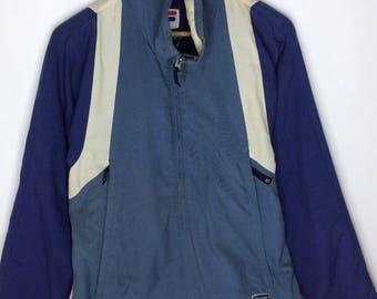 Rare!!! Vintage Fila Jacket Windbreaker