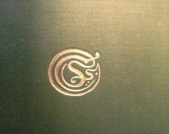 1905 Robert Louis Stevenson Books, set of 5