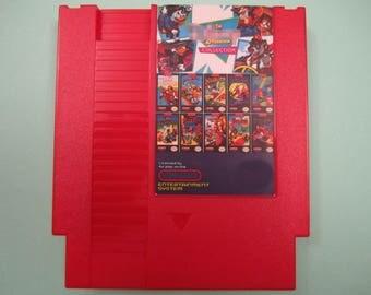 Afternoon Cartoons Collection 117 in 1 Nintendo NES Classic Multicart Cartridge - Disney's Duck Tales, Rescue Rangers, Darkwing Duck & More