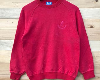 Rare! Vintage Tokyo Disneyland Sweatshirt Size Medium