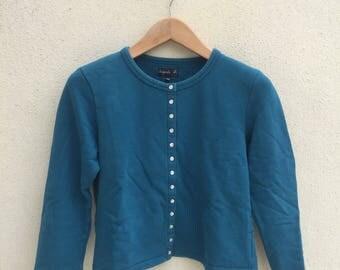Vintage Agnes B Crop Jacket