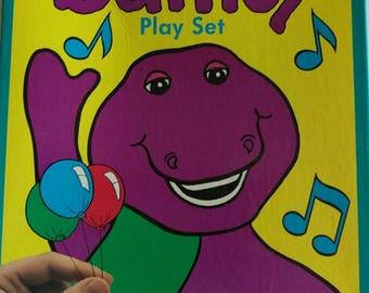 Barney Colorforms No. 766 (1993)