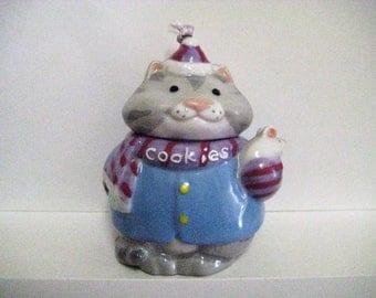 Vintage Hallmark Cookie Jar Ornament