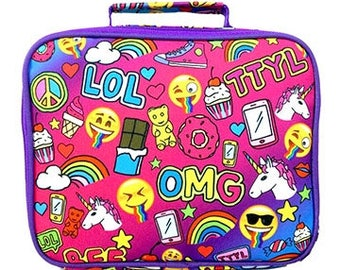 Awesome sauce Lunch Box