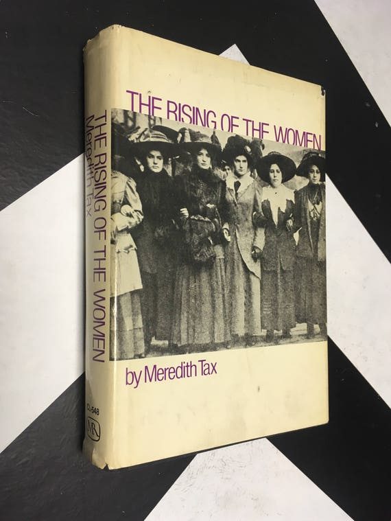 The Rising of the Women by Meredith Tax (Hardcover, 1980)