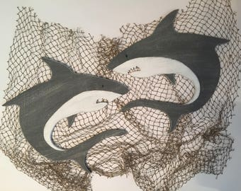 Shark Art Wall Decor
